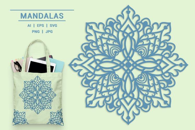 Mandalas Cut File