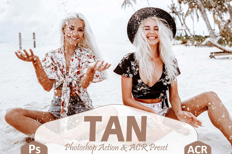 10 Tan Photoshop Actions And ACR Presets, Instagram modern
