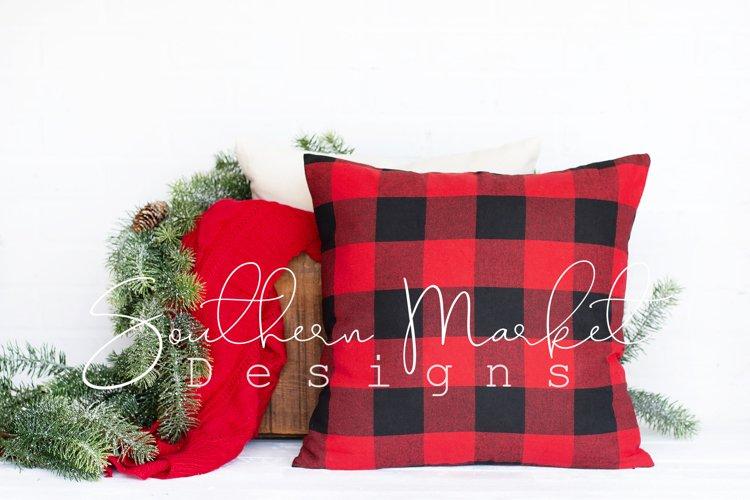 Christmas Mockup | Pillow Mockup | Mockup | Throw Pillow Moc