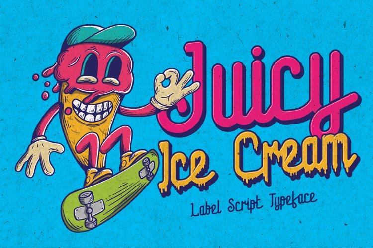Juicy Ice Cream example image 1