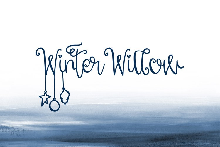 Winter Willow example image 1