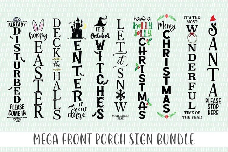 Mega Porch Sign Bundle