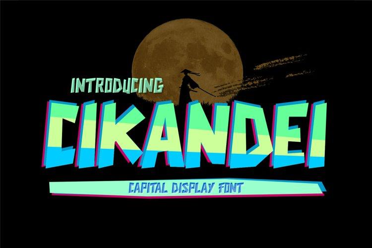 Cikandei example image 1