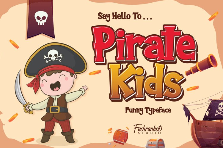 Pirate Kids example image 1