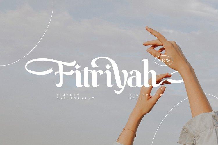 Fitriyah example image 1
