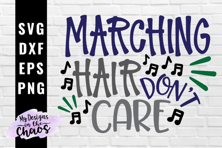 Marching Band SVG PNG EPS DXF | Music SVG example image 1