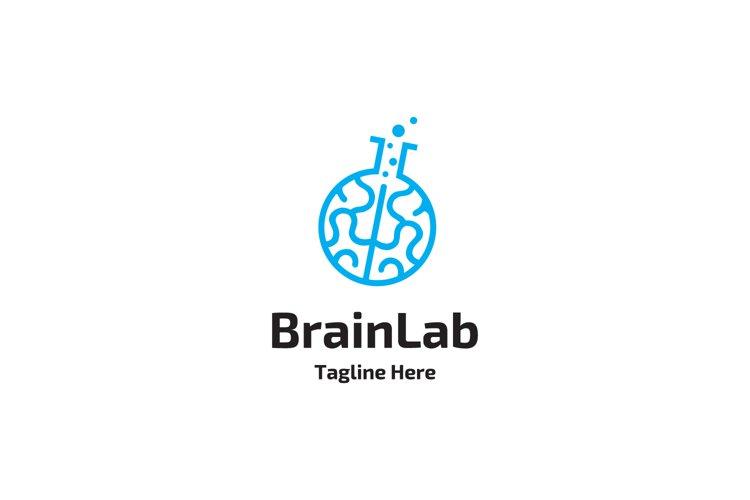 Brain Lab Logo example image 1