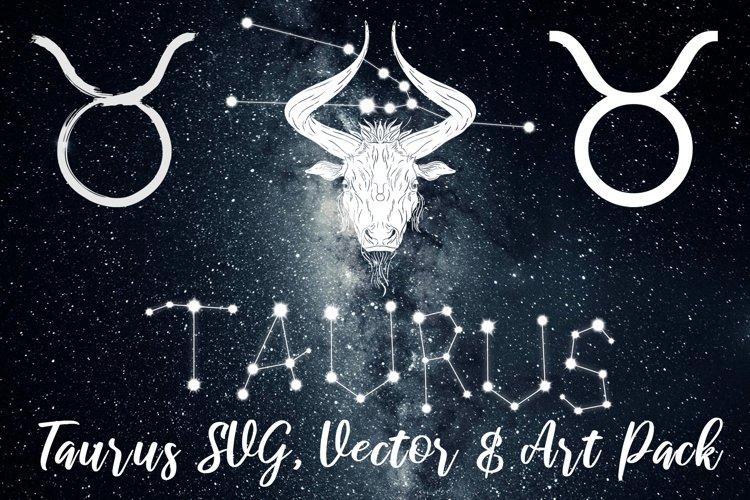 Taurus Zodiac, Constellation, Horoscope Pack example image 1