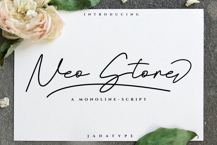 Neo Stone example image 1