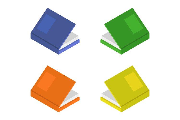 isometric book example image 1