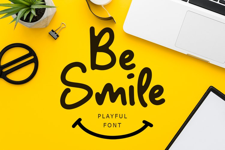 Be Smile example image 1