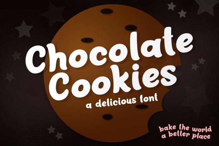 Chocolate Cookies example image 1