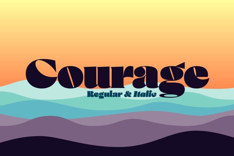 Courage example image 1