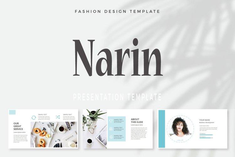 Narin Presentation Template