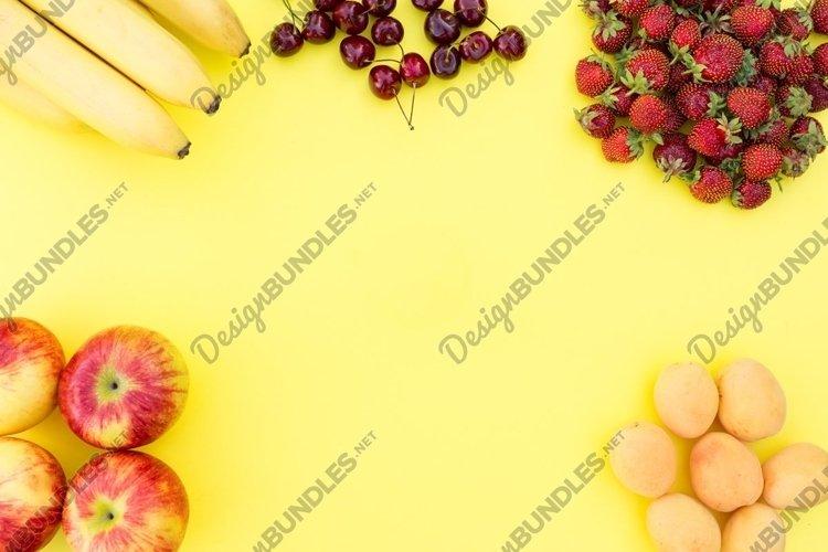 Ripe Fresh Fruit example image 1