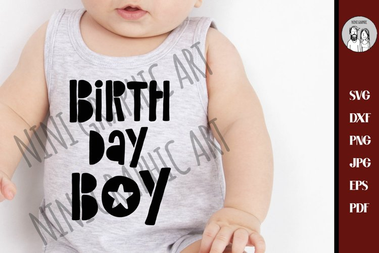 Birthday boy svg, Birthday svg, Birthday party svg, example image 1
