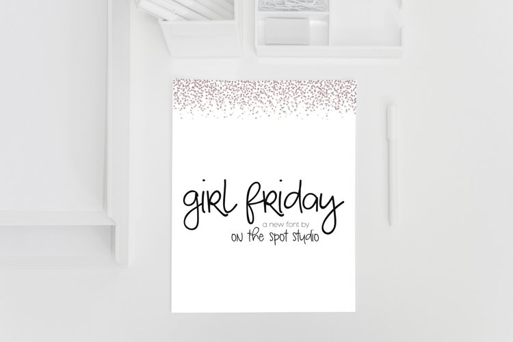 Girl Friday example image 1