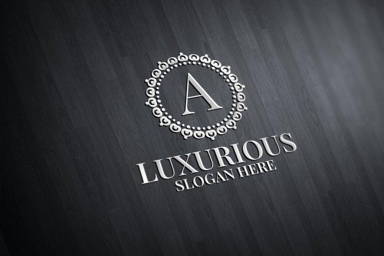 Luxurious Royal Logo 20 example image 1