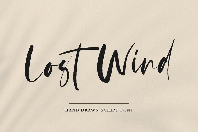 Lost Wind example image 1