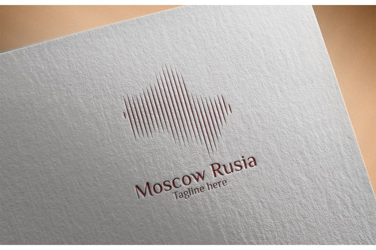 Moscow Wave Logo example image 1