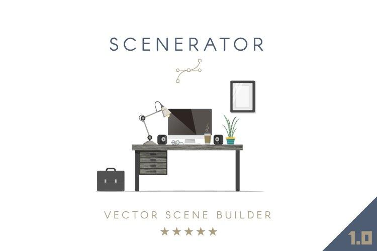 Scenerator - Vector Scene Builder