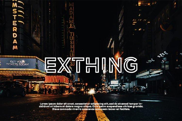 Exthing example image 1