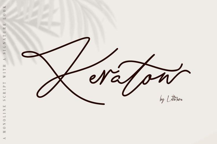 Keraton example image 1