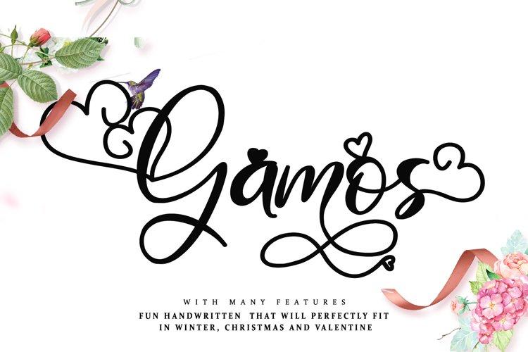 Gamos example image 1