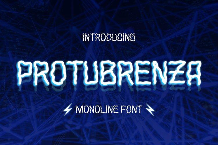 Protuberanza Font