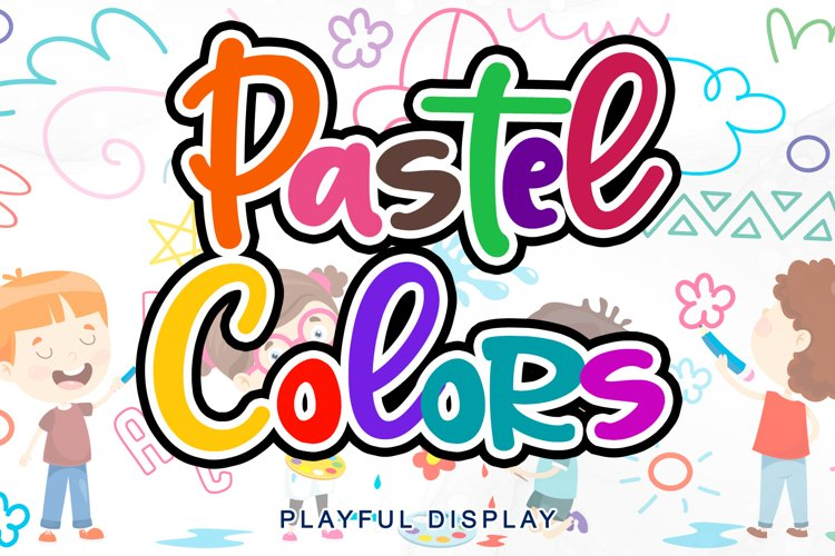 Pastel Colors example image 1