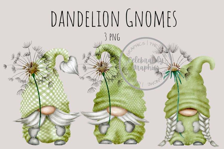 Dandelion Gnome Clipart Png