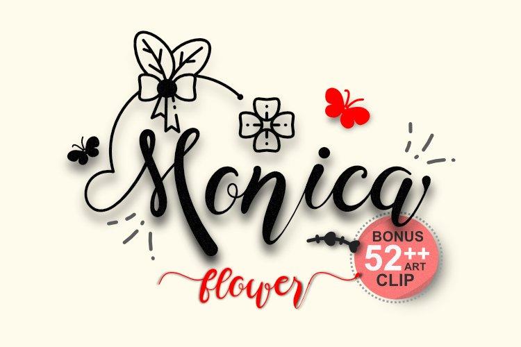 Monica Flower