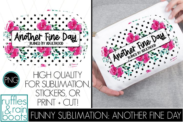Sublimation -Another Fine Day Ruined by Adulthood