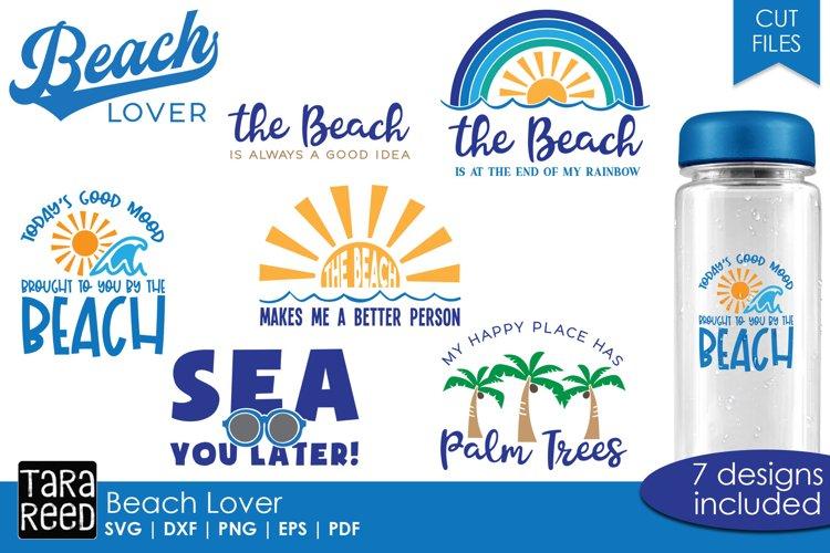 Beach Lover SVG Bundle