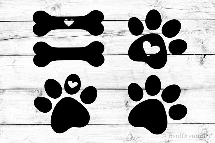 Dog Bundle SVG, DXF, PNG, EPS example image 1