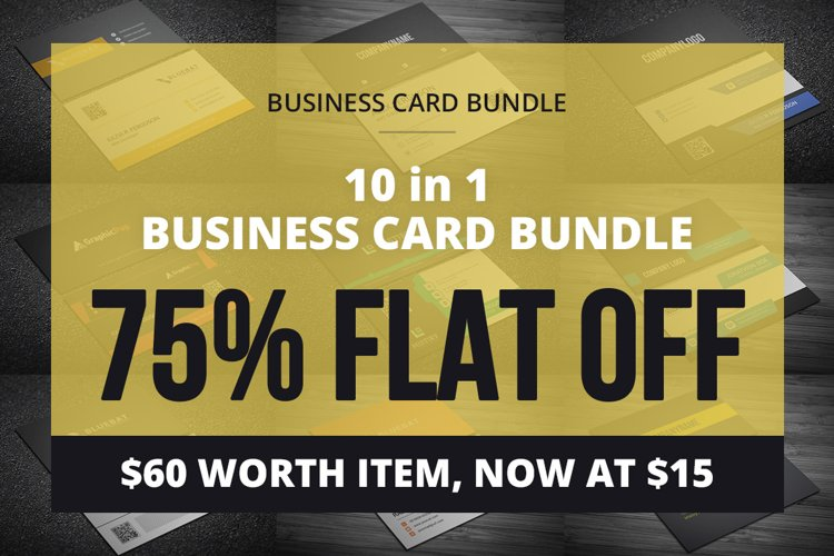 10 in 1 Business Card Bundle