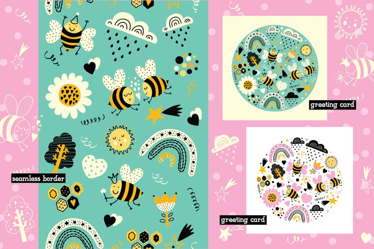 Love bees! example 3