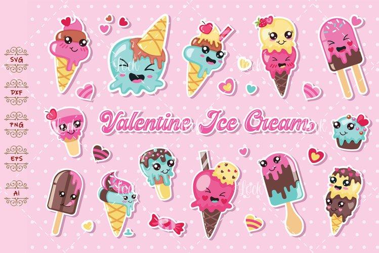 Cute Ice Cream Element example image 1