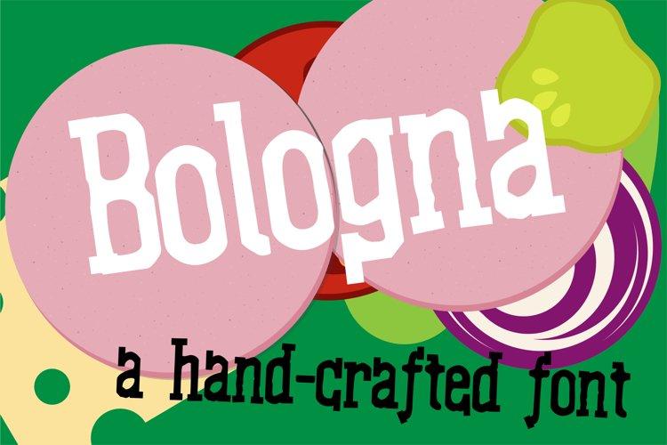 PN Bologna example image 1