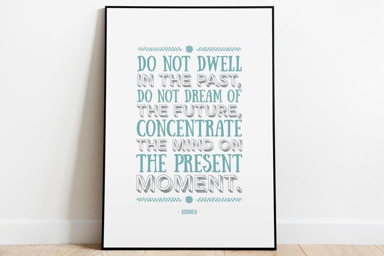 Buddha Printable Quote