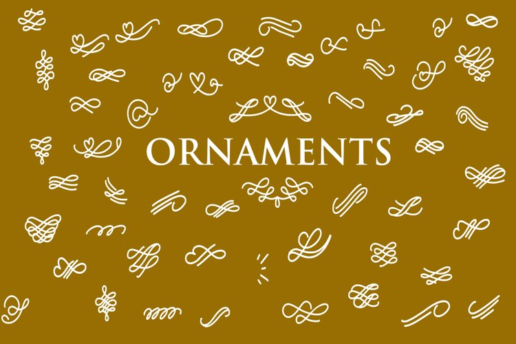 dingbats ornament example image 1
