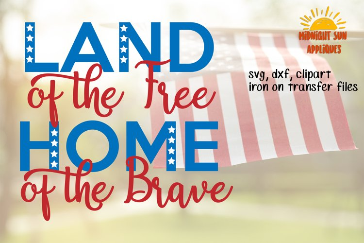 SVG 4th July svg cut files Independence day svg Memorial day svg USA svg Iron on transfer files DXF JPg Clipart Cut files Cricut Silhouette