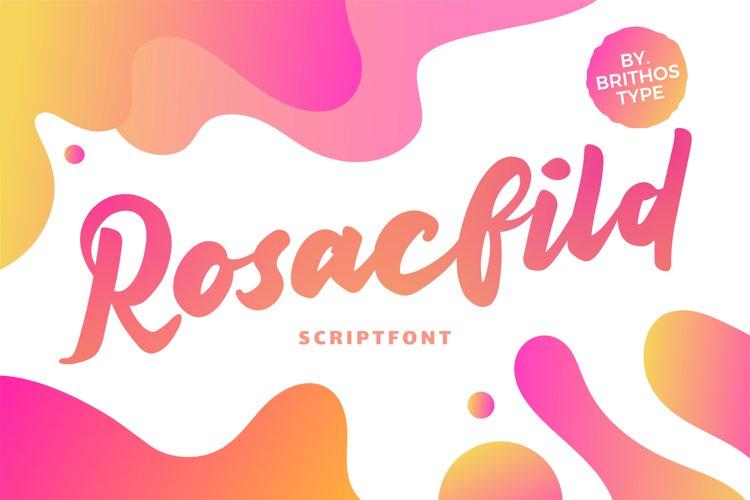 Rosacfild example image 1