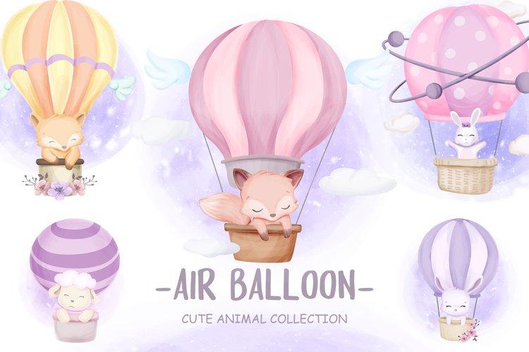 Cute Animal Air Balloon Vol.2