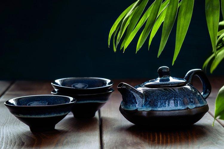 Asian tea concept. example image 1