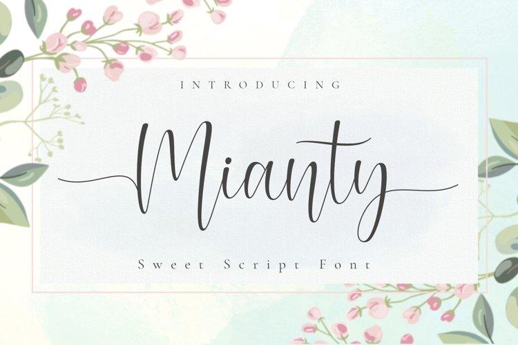 Mianty example image 1