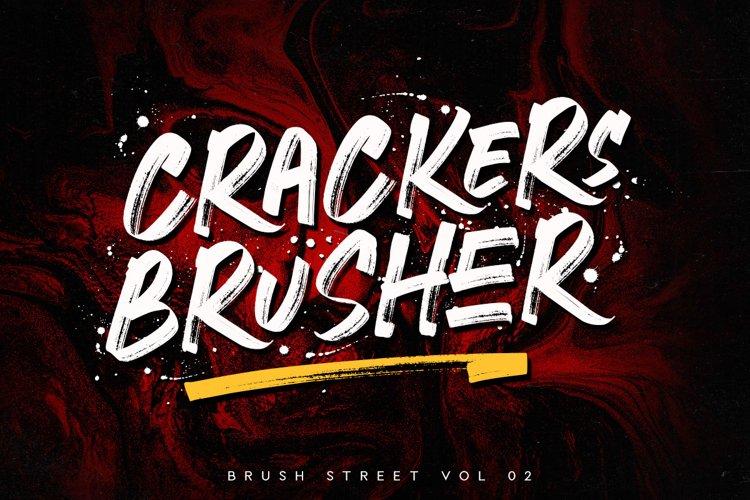 CRACKERS BRUSHER example image 1