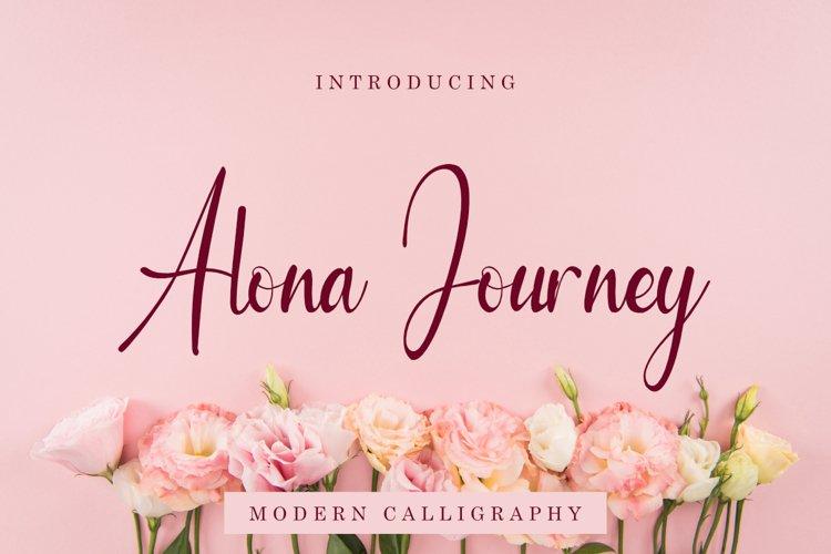 Alona Journey example image 1