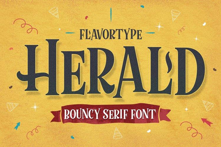 Herald Bouncy example image 1