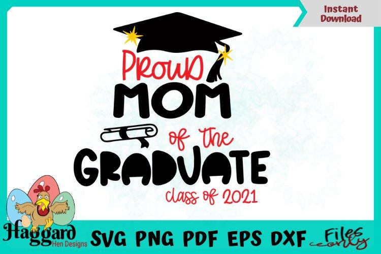 Proud Mom Graduate example image 1